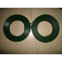 China 1.0mm - 2.5mm PVC coated wire Rope / Wire Cable Clothesline fencing on sale