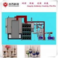 Buy cheap UL Standard Cathodic Arc Deposition System For Glass Decoration Products from wholesalers