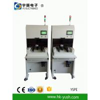 Buy cheap MCPCB Punch Machine,Aluminum pcb Tool Punching, Auto in line pcb punch , 10T/30T/80T hydraulic press from wholesalers