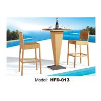 Buy cheap 2015 Best Sale Fancy Outdoor Furniture Rattan Bar Tables And Chairs Used from wholesalers