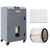 Buy cheap Dust Filtering Fume Extraction System with Digital Display , 110V / 220V from wholesalers