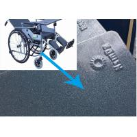 China Non Toxic Metallic Powder Coat Paint High Heat Dissipation For Mobility Wheelchairs on sale