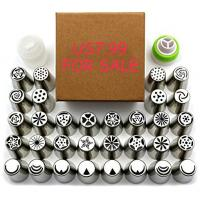Cake Decorating Company Promo Code : Promotional stainless steel Russian piping icing tips sets ...