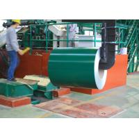 Buy cheap PPGI / PPGL Metal Coils Pre-Painted Galvanized Steel Coil Width Tolerance +/-0.2mm from wholesalers