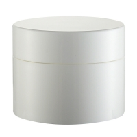 Buy cheap Full PP MS outer 50g Empty Cosmetic Pots from wholesalers