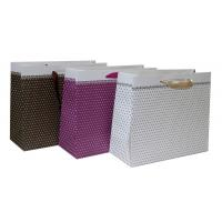 Buy cheap Small Points Classic Gift Paper Bag With Matt Coat For Gift Packaging from wholesalers