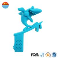 Buy cheap Wholesale Funny Surfing Shark Silicone Tea Infuser from wholesalers