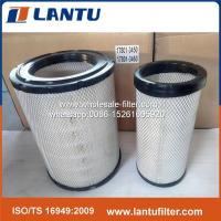 Buy cheap 17801-3450+17801-3460 heavy truck air filter for HINO from china manufacturer from wholesalers