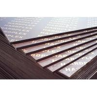 Buy cheap Hardplex Brown Film Faced Plywood 18mm from wholesalers