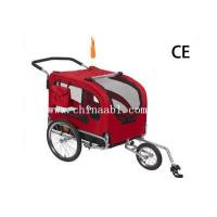 Buy cheap Pet bicycle trailer /bike PT cargo from wholesalers