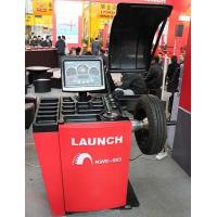 Buy cheap Durable Auto Workshop Equipment , 40'' 3D Sensor Wheel Balance Machine With LED Display from wholesalers
