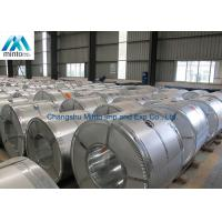 Buy cheap Explosion Proof Iron Steel Galvalume Coil Galvanized Plain Sheet Mini Spangle from wholesalers