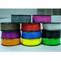 High Strength 3mm / 1.75mm 3d Printer Filament ABS PLA1 kg / Plastic Spool