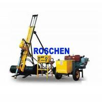 Buy cheap Geological Exploration Core Drilling Rig Machine For Standard Penetration Test Sampler from wholesalers