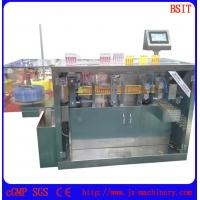 Buy cheap small production medicine plastic ampoule bottle filing and sealing machine from wholesalers