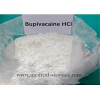 Buy cheap Local Anesthetic Agents Bupivacaine / Bupivacaine hydrochloride Anti Pain CAS 14252-80-3 from wholesalers