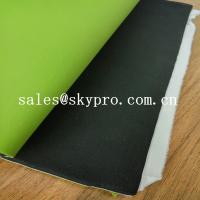 Buy cheap Double Sided Coated Nylon Polyester Insulation Neoprene Fabric Roll Chemical Resistant from wholesalers
