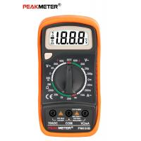 China High Accuracy Digital Multi Tester , Capacitance Meter Professional Digital Multimeter on sale