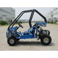 Buy cheap 110CC Mini Kids Two Seat Go Kart KD 49FM5 , Three Speed With Reverse from wholesalers