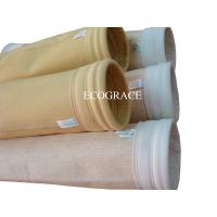 Buy cheap Customized Industrial Bag Filter, Fabrics Filters For Different Industry Pollution Control apply to iron, steel mill from wholesalers