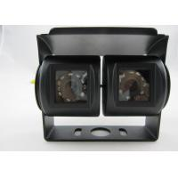 Buy cheap LED IR Night Vision Bus BackupCamera with Dual Lens , Reversing Cameras For Trucks from wholesalers