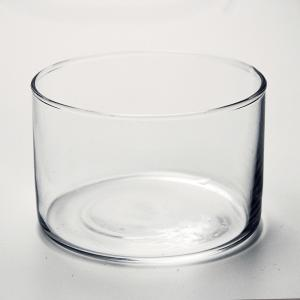 China Machine Made Airline Glass Bowl 9oz Big Size For Holding Sufficient Stuff on sale