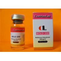 Buy cheap Androgenic Legal Injectable Anabolic Steroids BOLD 200 Boldenone Undecylenate from wholesalers