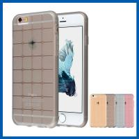 Buy cheap Clear Shockproof IPhone 6 Protective Cases Soft TPU Hybrid Armor Defender Cover from wholesalers