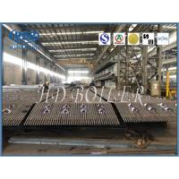 Buy cheap Utility / Power Station Plant Water Wall Panels , Water Wall Tubes In Boiler product