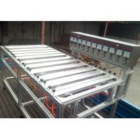 Buy cheap Single Line Acrylic Channel Letter Bender Machine , Bending Thickness 0.5 - 10mm from wholesalers