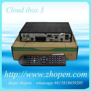 China Cloud ibox 3 Twin tuner HD on sale