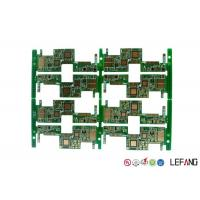 Buy cheap Automobile Multilayer PCB Board , PCB Printed Circuit Board Assembly ENIG Surface product