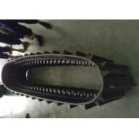 Buy cheap Large Width Agricultural Rubber Tracks / Crawlers For Kubota Combine Harvester from wholesalers