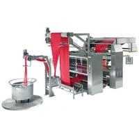 Buy cheap Ballon Padding Machinery is used for impregnating softening liquid to wet process of double dip the tubular fab from wholesalers