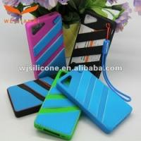 Buy cheap Custom Silicone Phone Case For Iphone 4 from wholesalers