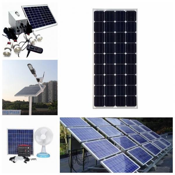 wind resistance mono pv module residential durable solar panels anti aging eva 107539419. Black Bedroom Furniture Sets. Home Design Ideas