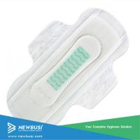 Buy cheap Brand name High Absorbent dispose Cotton soft sanitary pads lady sanitary napkin from wholesalers