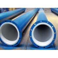 Buy cheap PTFE Lined Pipe from wholesalers
