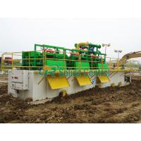 Buy cheap Horizontal Directional Drilling Mud Circulation System 200GPM Capacity from wholesalers