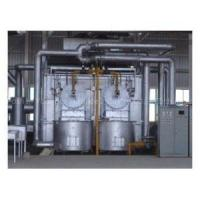 Buy cheap melting furnace with top open round from wholesalers