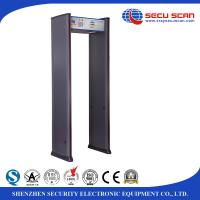 Buy cheap Indoor use walk through metal detectors AT-IIIC for Hospital/Bank/Hotel use from wholesalers