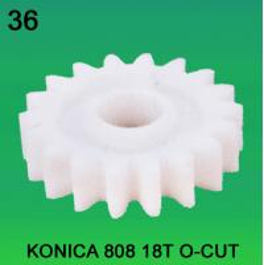 Buy cheap GEAR TEETH-18 O-CUT FOR KONICA 808 MODEL minilab product
