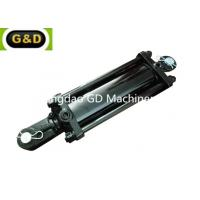 Buy cheap Double Oil Port Tie Rod Hydraulic Cylinder HTR2524 for Auto Hoist product