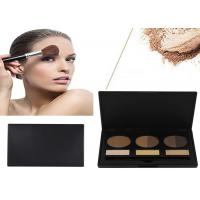 China Permanent Eyebrows Makeup Products Mineral Eyebrow Wax Palette For Daily Use on sale