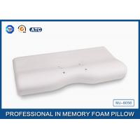 Buy cheap Polyurethane Molded Magnetic Memory Foam Pillow With Aloe Vera Sign Cover from wholesalers
