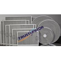Buy cheap Range Hood Aluminum Honeycomb Grease Filter from wholesalers