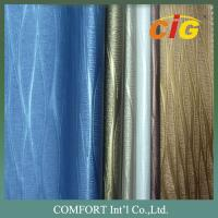 Buy cheap 0.6mm - 1.2mm PVC Leather Colorful Many Different Design For Upholstery Fabric product