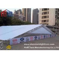 Buy cheap Triangle Second Hand Lighting Truss , 6082-T6 Aluminium Alloy Truss TUV Certification from wholesalers