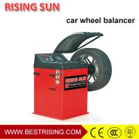 Buy cheap Motorcycle used manual wheel balancer for workshop from wholesalers
