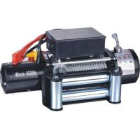Buy cheap Most popular powerful 12V 8000 lbs electric winch for off road for Jeep Wrangler product